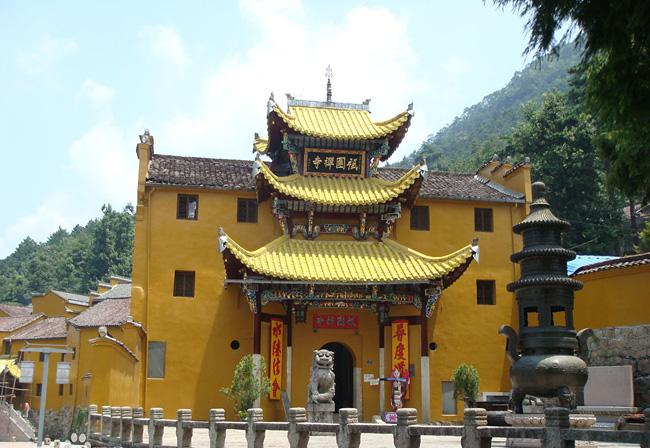 Zhiyun Temple of Jiuhua Mountain