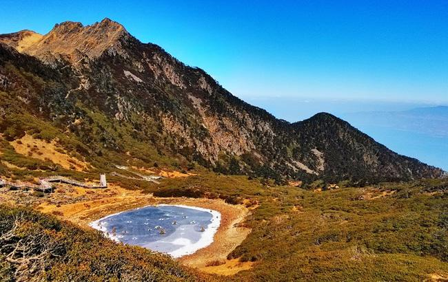 The alpine water find on Mt.Cangshan, Dali
