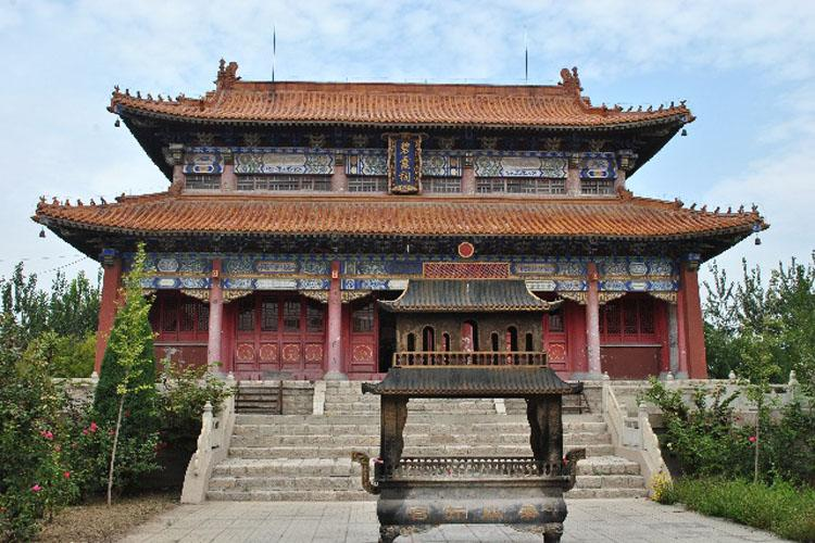 Bixia Temple at Mount Tai