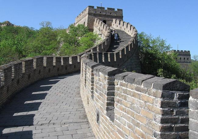Mutianyu Great Wall is one of the most famous and best preserved sections of China's Great Wall.
