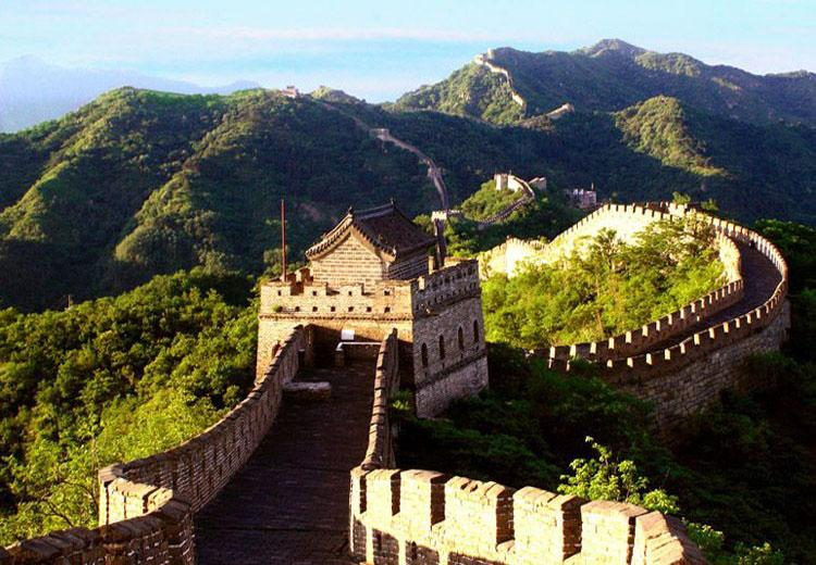 Juyongguan Great Wall is Around 60 Kilometers Northwest to Beijing