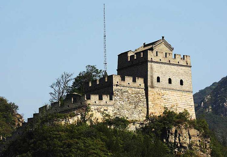Watchtowers of Juyongguan Great Wall, Beijing