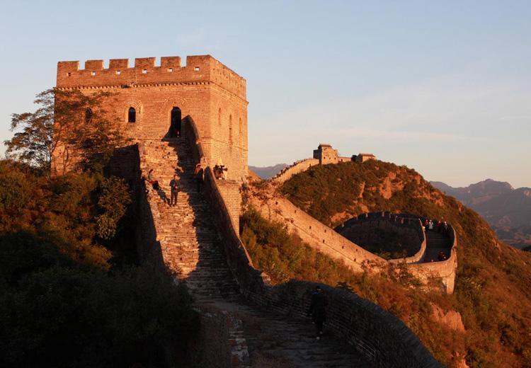 Jinshanling Great Wall is a Paradise for Hiking