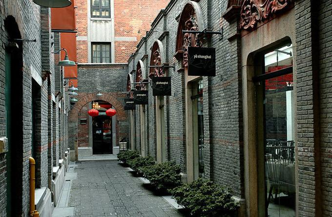 The Xintiandi is also the place to see Shikumen structure, a unique architectural style of traditional Shanghai residential buildings.