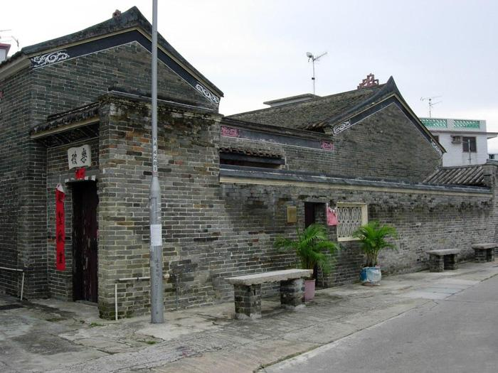 Kim Tin Walled Village is the best preserved among walled villages in Hong Kong.