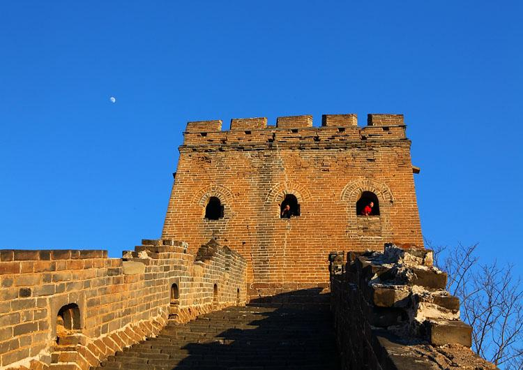 Beacon Tower of Simatai Great Wall, Beijing