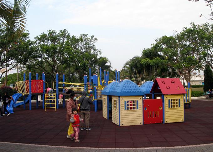 Children Playground, Ma On Shan Park