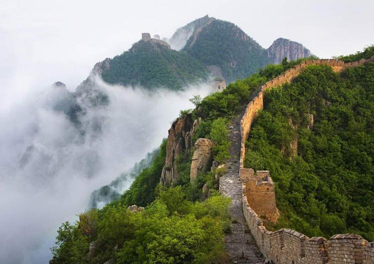 Shanhai Pass is the Most Northeastern Beginning Point of the Great Wall