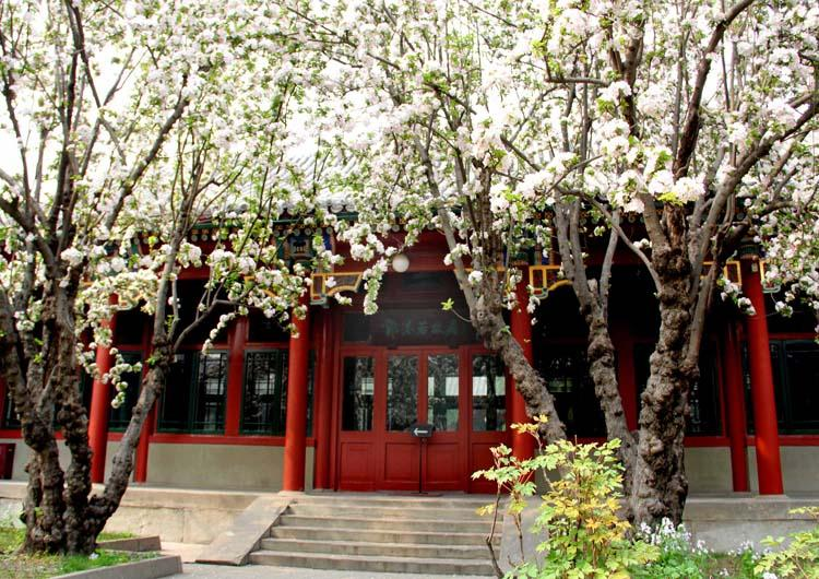 Former Residence of Guo Moruo in Beijing Shichahai Scenic Area