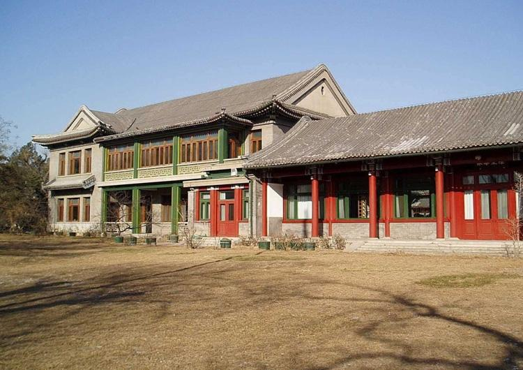 Former Residence of Song Qingling in Beijing Shichahai Scenic Area