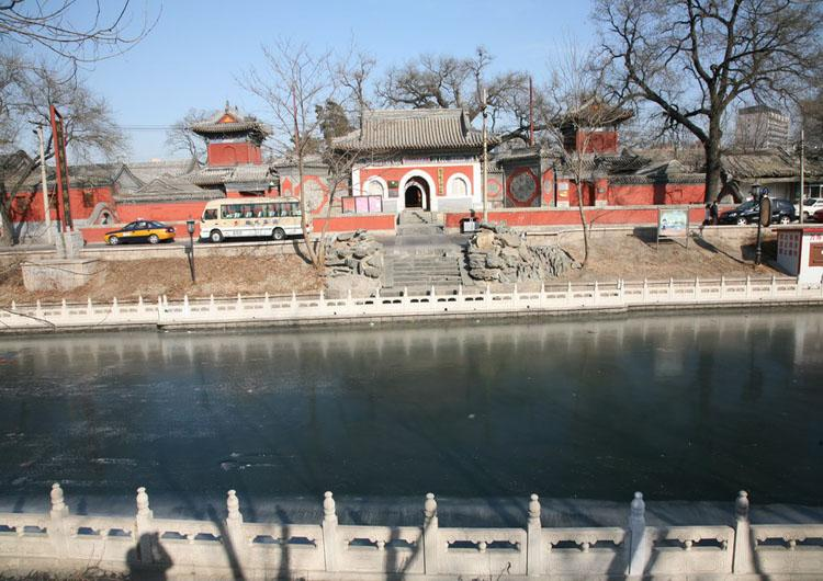 Many Scenic Spots Situated along the Chang River in Beijing