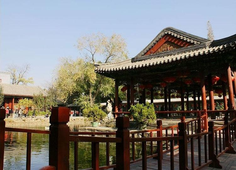 Prince Gong's Mansion is the Best Preserved Prince's Mansion in China