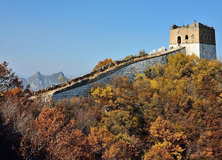 Northern Building of Jiankou Great Wall, Beijing