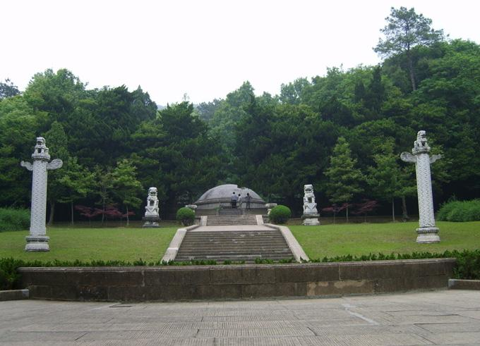 The Dr.Sun Yat-sen's Mausoleum