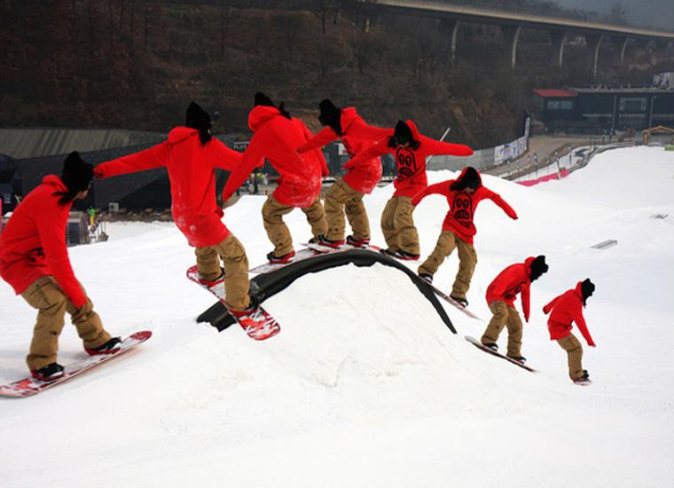 You Will Enjoy Your Beijing Tour at Huaibei International Ski Resort