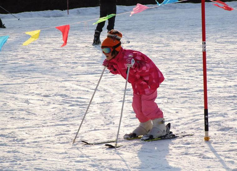 Beijing Huaibei International Ski Resort is Perfect for Ski Beginners