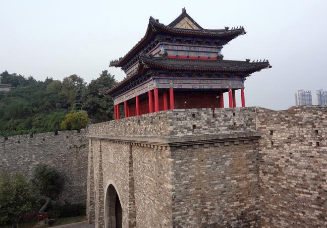 The Yifeng City Gate