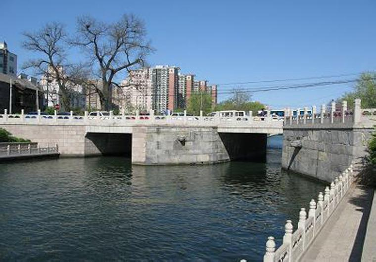 Guangyuan Water Gate Played an Important Part in Transportation of Beijing in Ancient Times