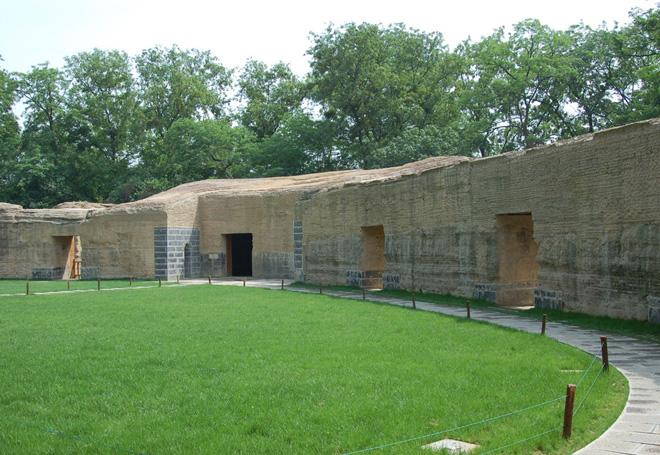 The fort barbette