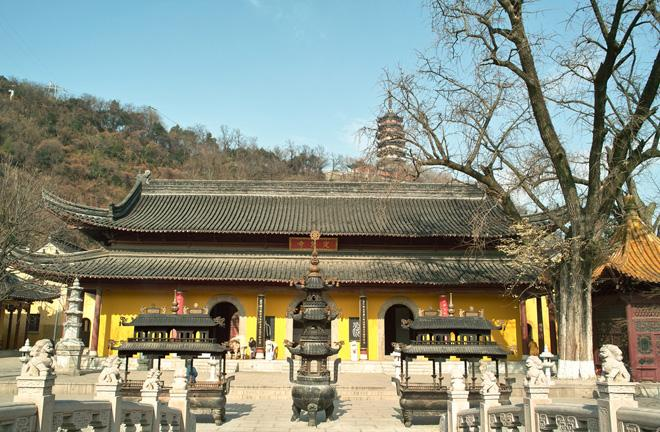 The Dinghui Temple
