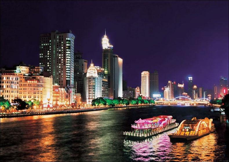 Pearl River Night Cruise Has Become a Highlight of Tourism in Guangzhou