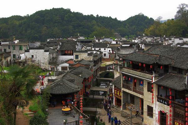 A scene of the village, Xiamen