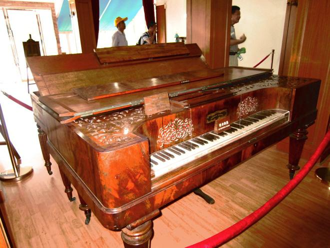 The Piano in the Museum