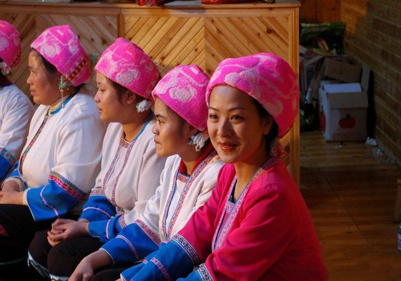Zhuang people in Yao and Zhuang Ethnic Tribes of Longsheng County, Guilin