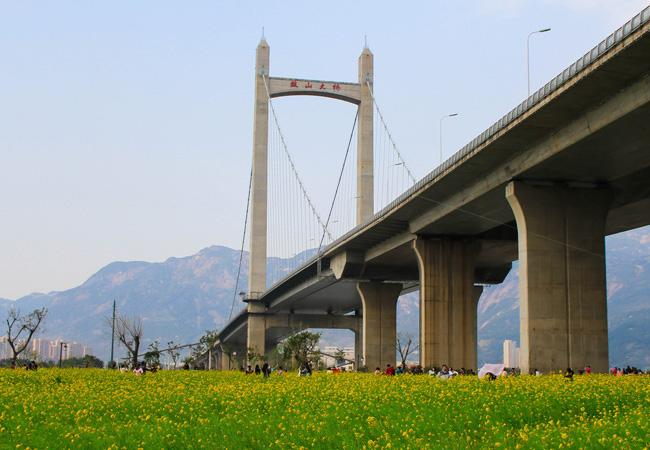 The Gushan Bridge