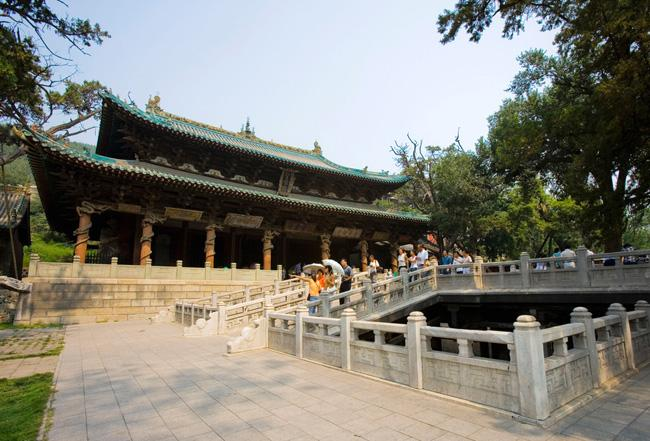 The Shengmu Hall