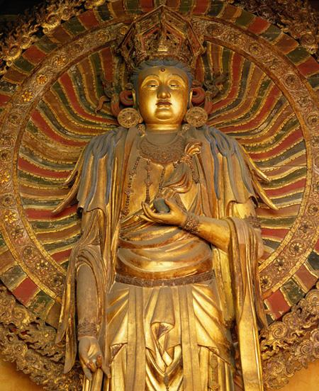 The Samantabhadra Buddha