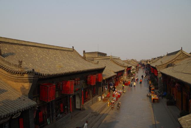 Ming-Qing Street is a renowned Chinese Cultural-Historic Street.