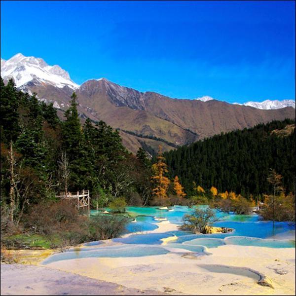 Jiuzhaigou Tours From Hong Kong
