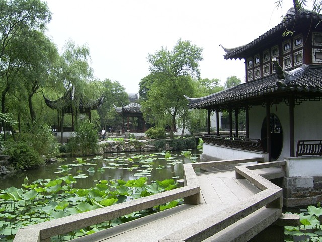 Humble Administrator S Garden Suzhou Suzhou Attraction
