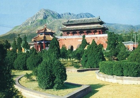 the zhongyue temple zhong yue miao zhengzhou