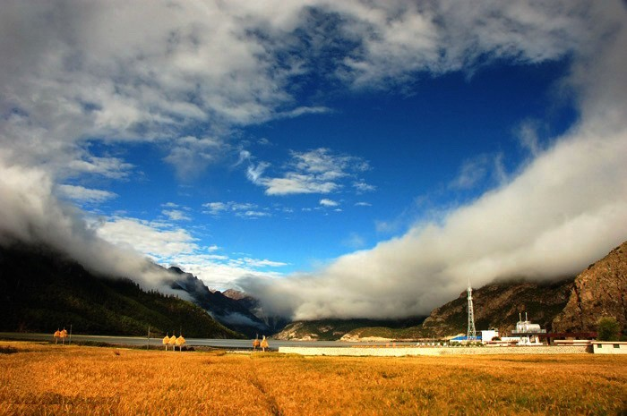 Ranwu Lake Nyingchi Ranwu Lake Tibet