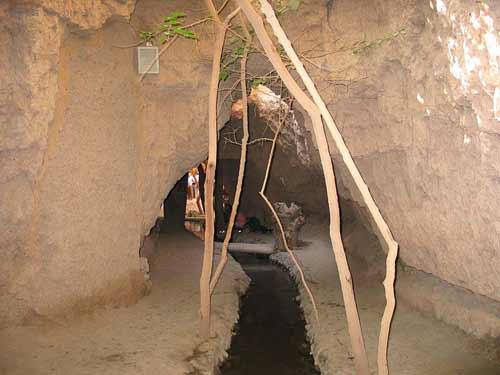 Karez Well System Turpan Water System Xinjiang