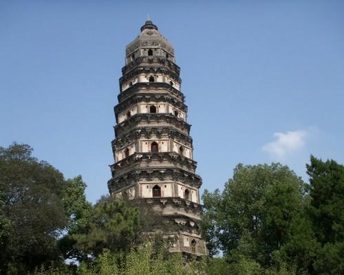 Tiger Hill Suzhou