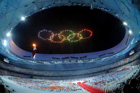 Pace of life reflected in the Beijing Olympic Games