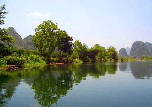 12 Days China Amazing Natural Scenery Tour with Shanghai