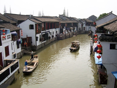 16 Days China Dreamlike Water Village Tour with Xi'an and Beijing