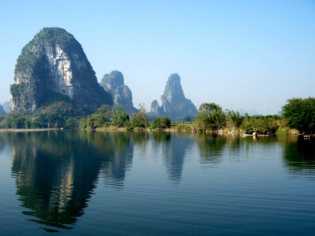 14 Days Classic Chinese RMB Note Scenery Tour to Guilin, Chongqing, Lhasa and Beijing