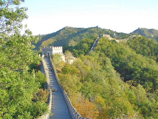 11 Days Great Wall Hiking Tour