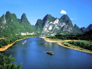 6 Days Picturesque Guilin, Longsheng & Yangshuo Biking Tour