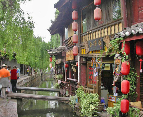 8 Days Beijing-Lijiang-Beijing Ancient City Experience Tour