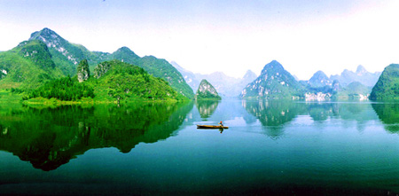 7 Days Guilin tour with Yangtze River Cruise