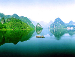 14 Days Beijing-Xi'an-Guilin-Shanghai Tour