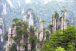 5 Days Dreamy Zhangjiajie Tour