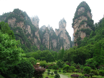 3 Days Zhangjiajie Tour from Beijing
