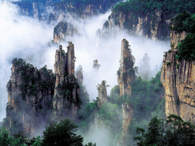 3 Days Zhangjiajie Tour from Shanghai